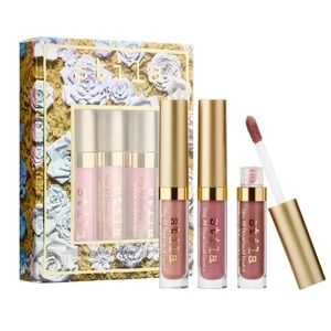 ✨NEW✨ Stila My Barr Lady Stay All Day Lipstick Set